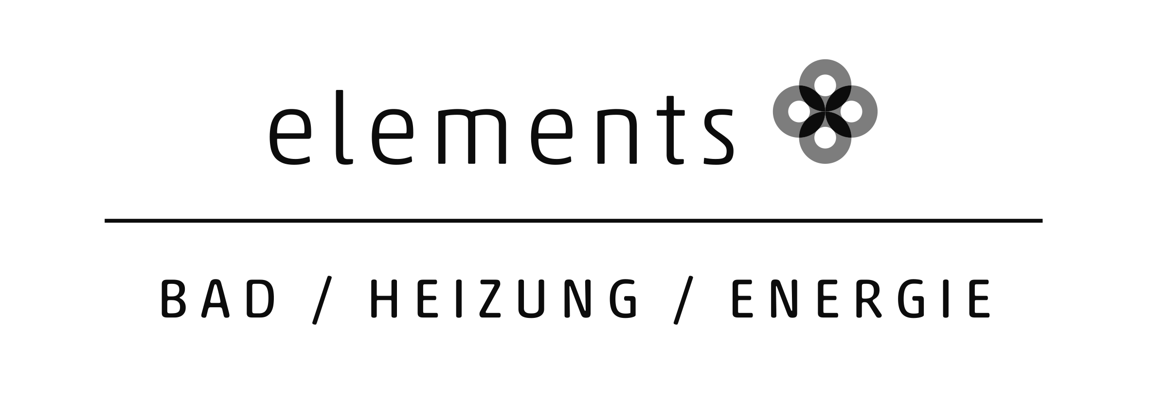 elements - Partner für Bad/Heizung/Energie